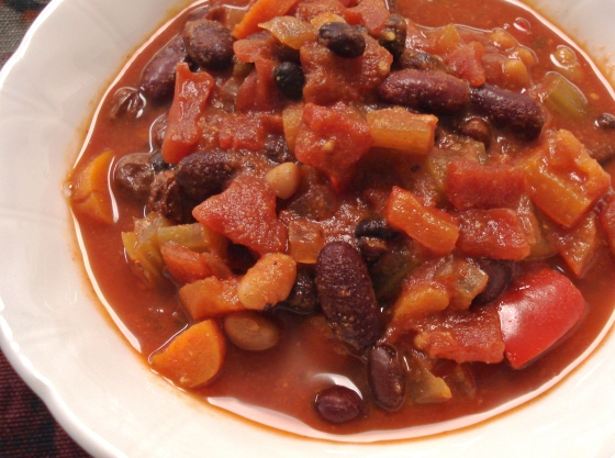 Best Veggie Chili