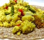 Curried Tofu Scramble 2