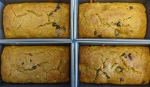 Cherry Chocolate Chip Banana Bread 2