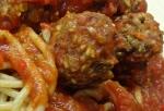 Spaghetti and Non-Meatballs2
