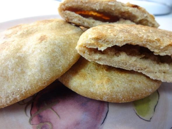 Whole Wheat PitaPockets