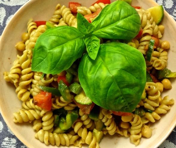 Mediterranean Summer PastaSalad