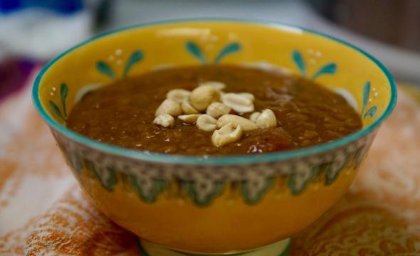 Ethiopian Lentil Soup