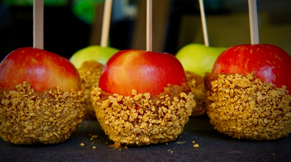 Deliciously Plant-Based Caramel Apples